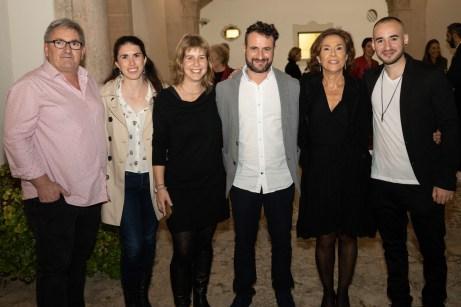 Jordi Fiol, Maria Torrandell, Maria De Mar Saurina,Hector Motis, Maria Gracia Salva, Miguel Ángel Rodríguez