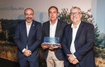 Andreu Serra ,conseller, Jaun Romaguera, Copa Del rey, Jesús Cuartero, presidente_jpeg