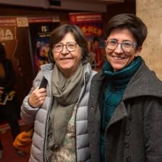 Barbara Mora y Barbara Mesquida