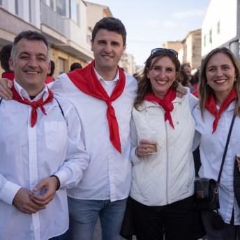 Joan Carlos Alcalde Senselles Manolo Galan Alcalde de Arta Cati Vallespir Carme Barceló