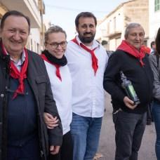 Sebastia Moya, Coloma Fullana, Joab Mota, Biel Moya y Bel Moya