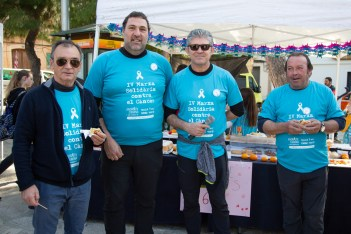 Marcha Contra el Cancer 73
