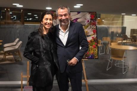 Mariana Chacon, Bernat Vidal