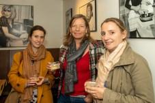Luisa Moog, Christine Gottschalk y Sandra Koppisch