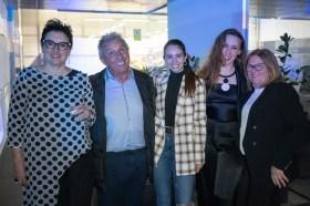 Maria Genovard Diseñadora, Cristobal Ferrer, Laura Jimenez, Barbara Maria y Amelia Santalla