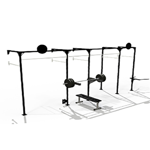 RAGE® ONSLAUGHT 20 FT WALL UNIT