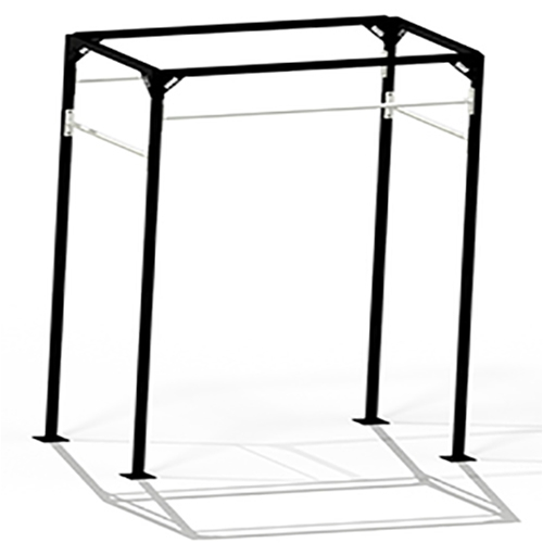 RAGE® ONSLAUGHT 6 FT FLOOR CAGE ADD ON