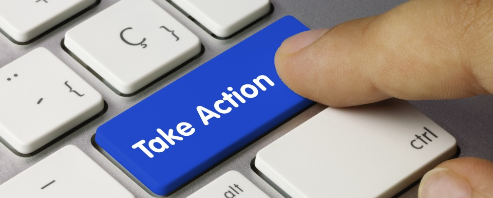 take action for your