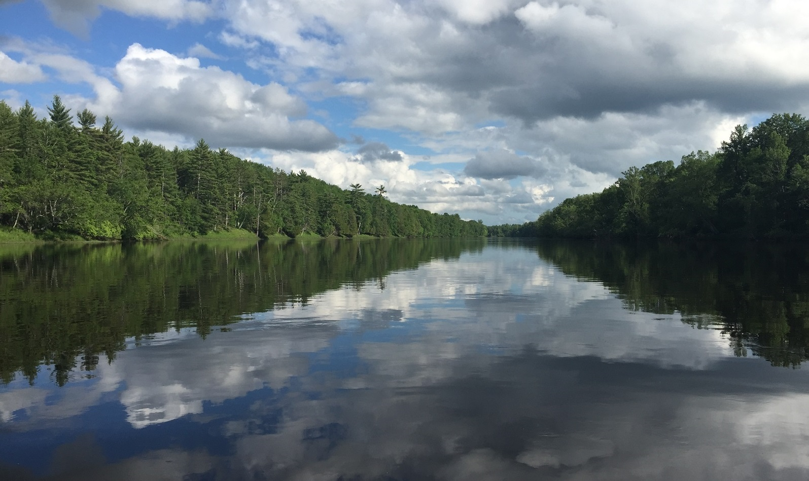 A Fishing Guides Perspective on Mining in the Menominee  American Rivers