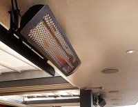 Ceiling Mounted Electric Radiant Heaters  Blog Avie