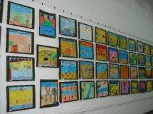 exhibition of school children's