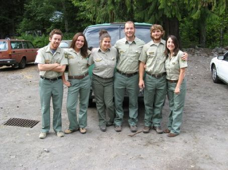 This style also comes standard with no ribbon, however a ribbon can be added if. The First Picture Of The Us In Our Uniforms Or As Some Of Us Say Our Costumes Mt Hood National Forest Service Interpretation Program Usa Worldnomads Com