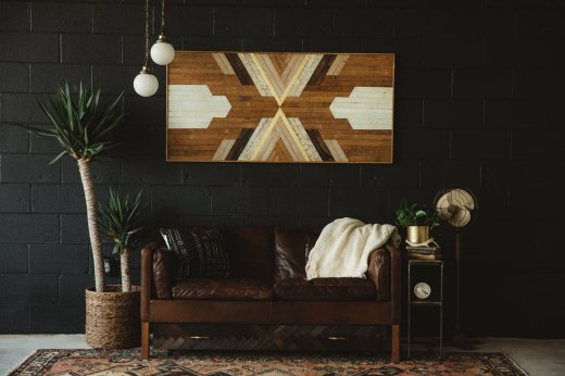 Great Reclaimed Wood Wall Decor