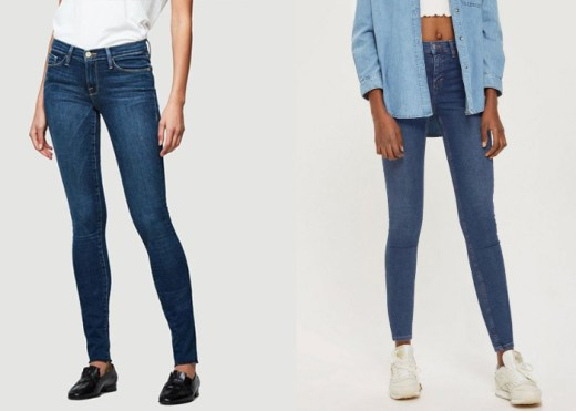 Best Skinny Jeans for Tall Frame