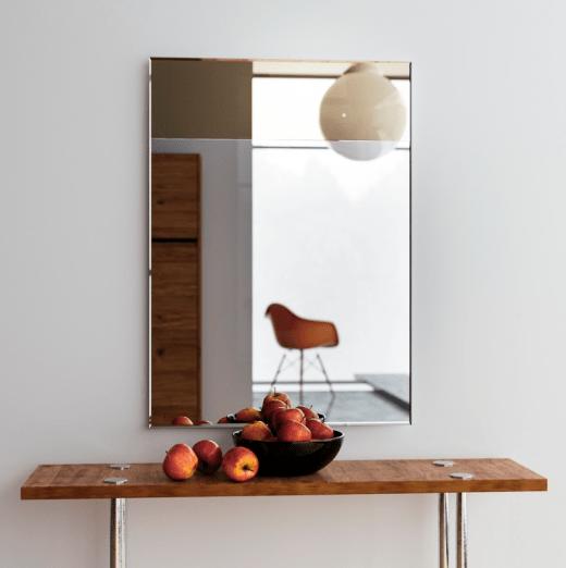 Golden Top Mirror by MirrorCoop