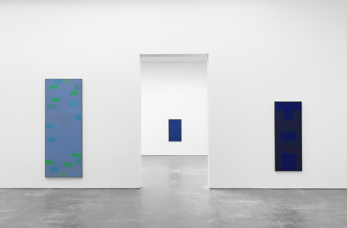Modern Abstract Paintings by Ad Reinhardt