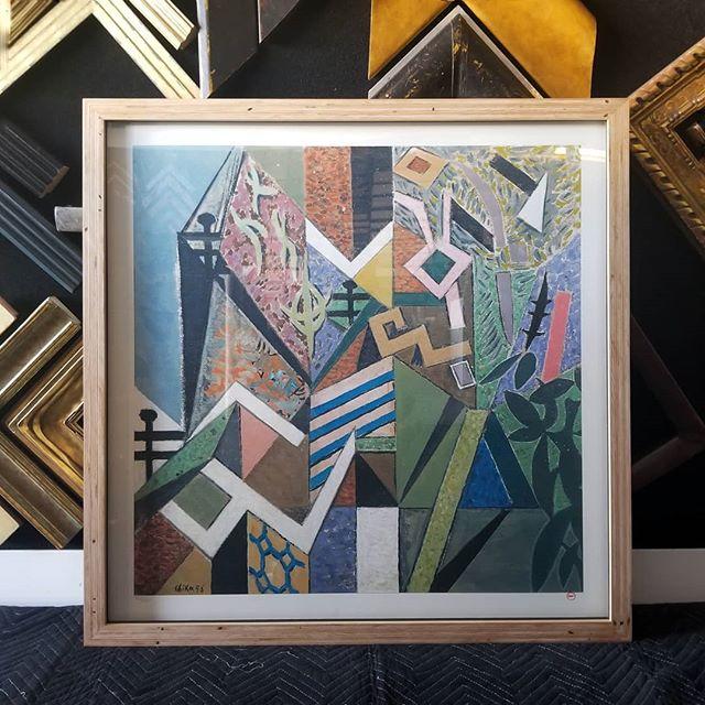 Custom framing by Voila!
