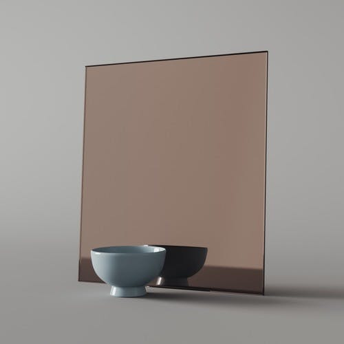 Custom Pink Mirror