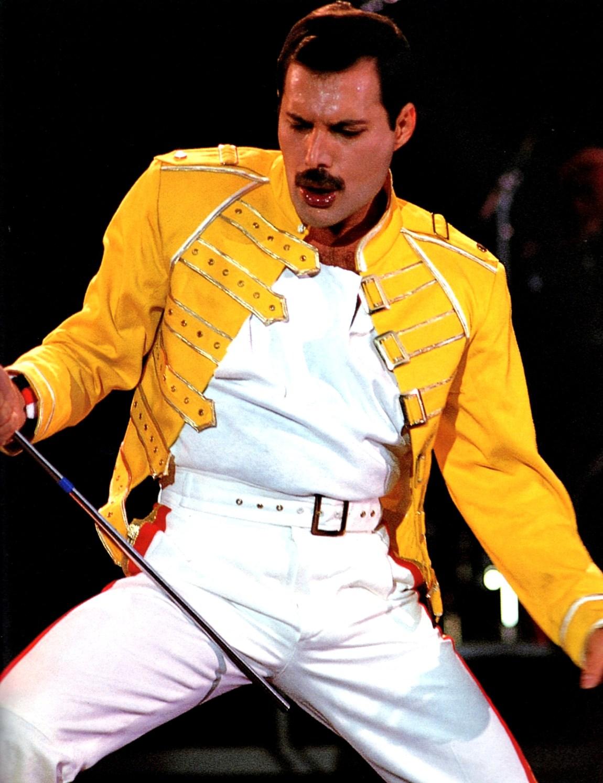 Freddie Mercury Costume Idea