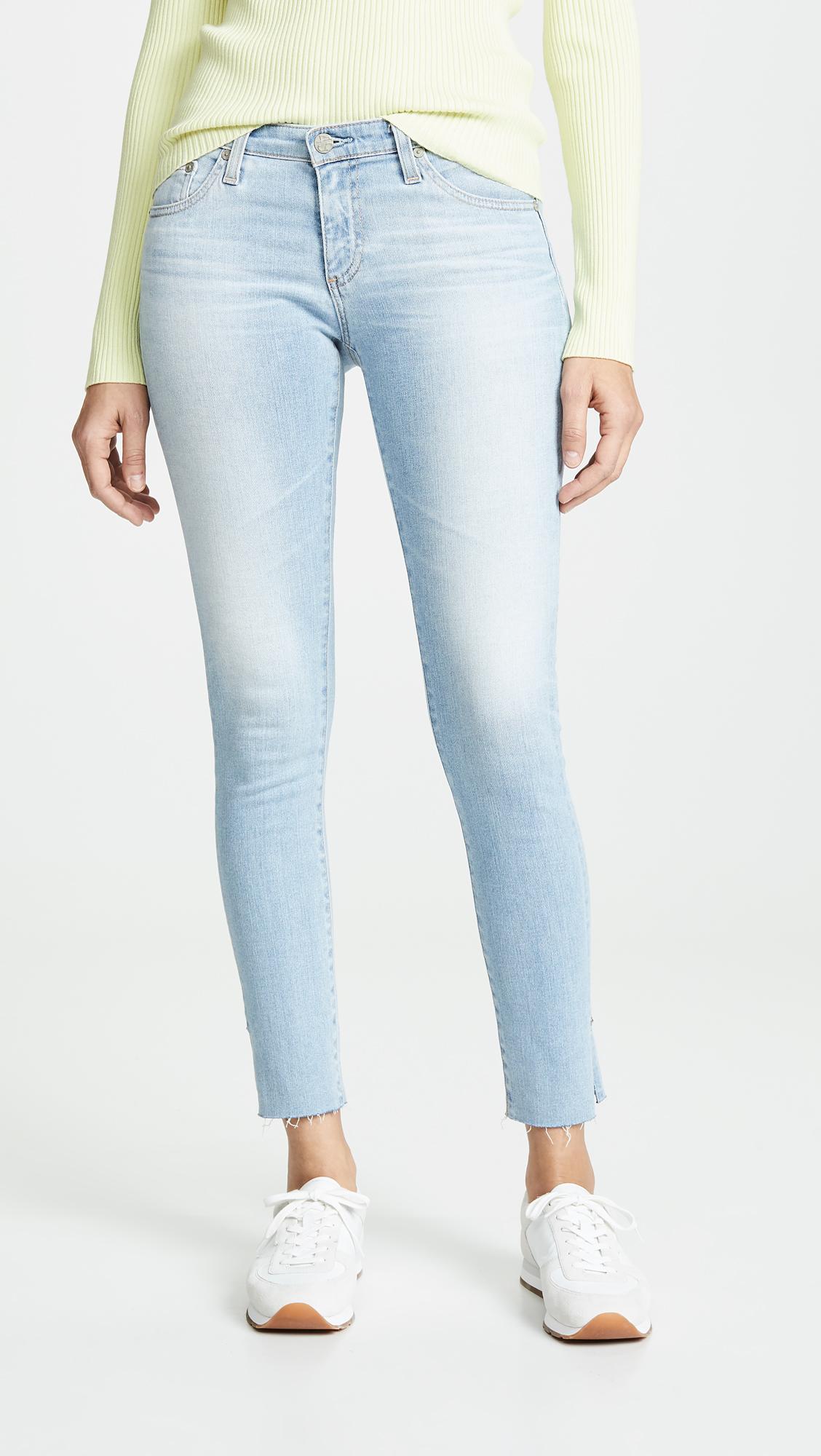 The legging, AG legging jeans