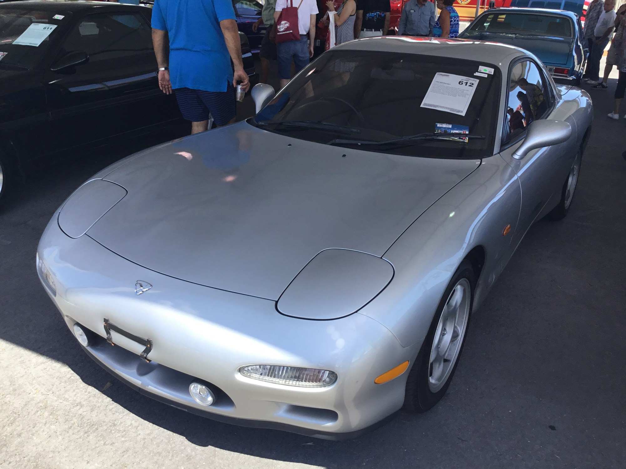 hight resolution of 1992 mazda rx 7 turbo coupe