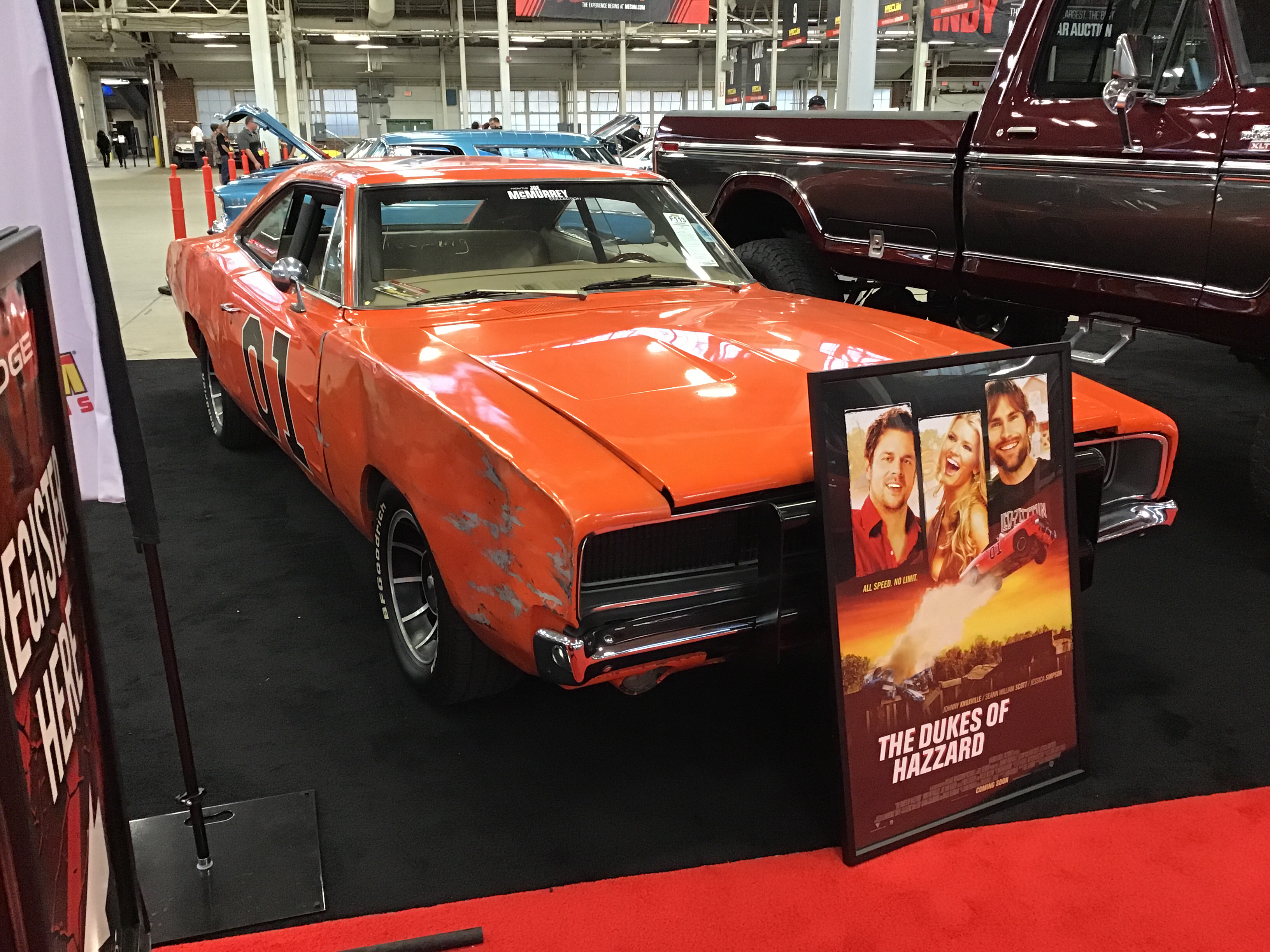 1969 dodge charger values