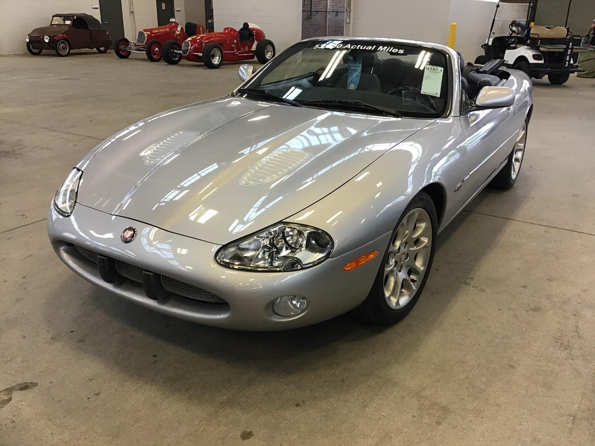 hight resolution of 2002 jaguar xkr convertible