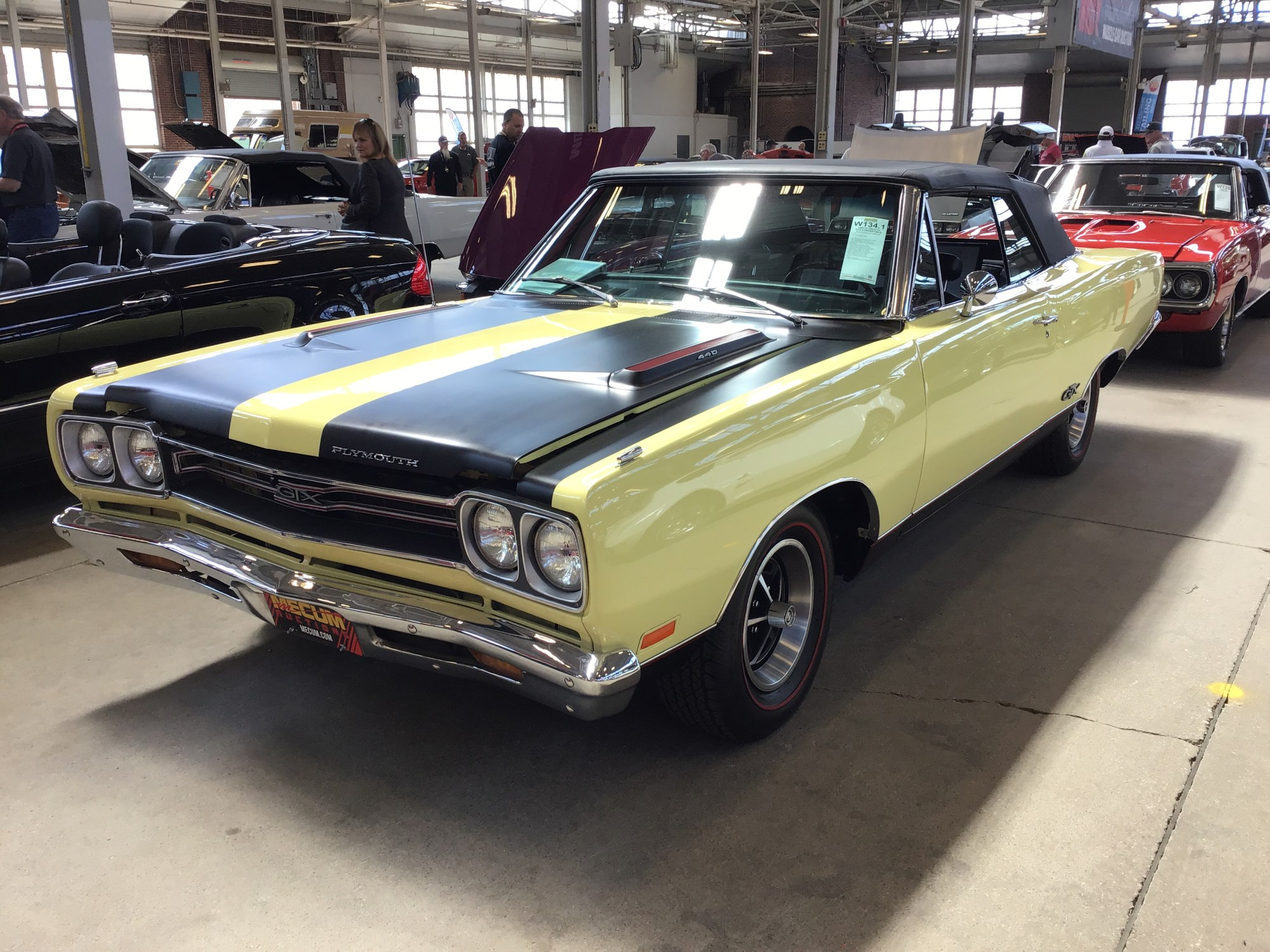 hight resolution of 1969 plymouth gtx convertible 8 cyl 440cid 375hp 4bbl hi perf