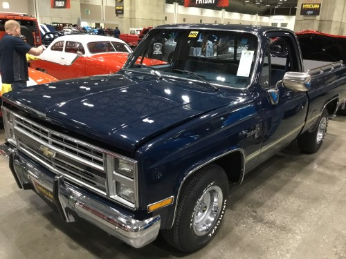 small resolution of 1986 chevrolet c10 1 2 ton pickup v8 305 160 1x4 bbl