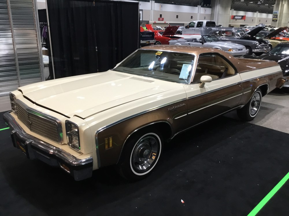 medium resolution of 1976 chevrolet el camino classic pickup