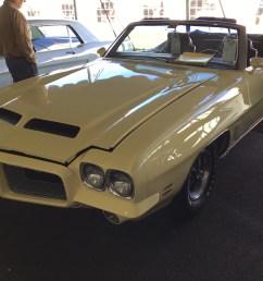 1972 pontiac lemans sport convertible 8 cyl 350cid 160hp 2bbl [ 3264 x 2448 Pixel ]
