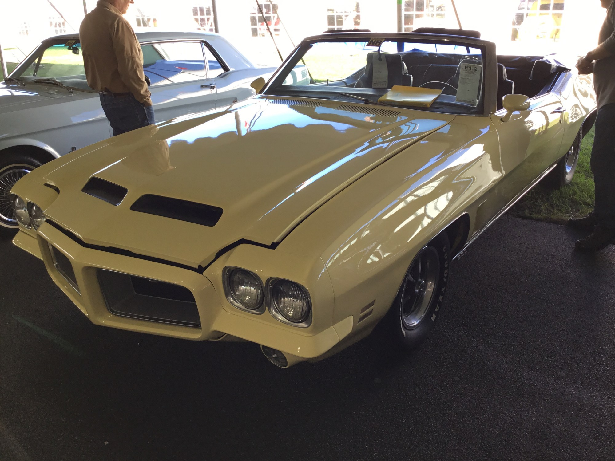 hight resolution of 1972 pontiac lemans sport convertible 8 cyl 350cid 160hp 2bbl