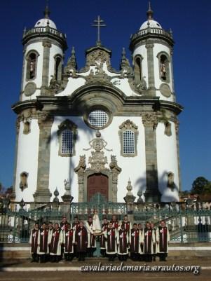 Em São João del Rey – MG