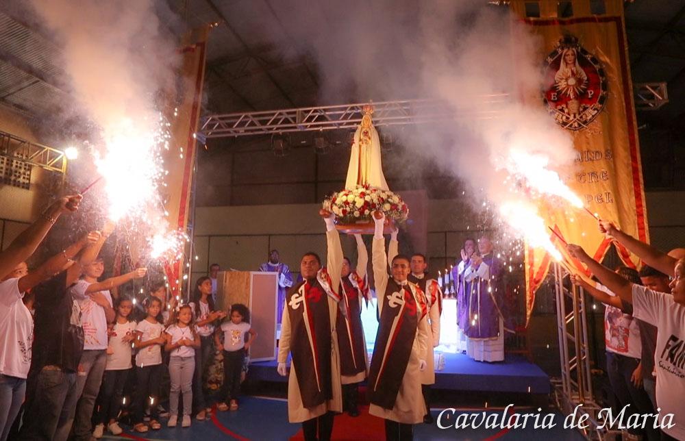 Em Serra – ES, às vésperas da Semana Santa, Missões na Paróquia São Pedro