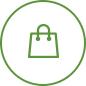 shopping bag - shopping icon