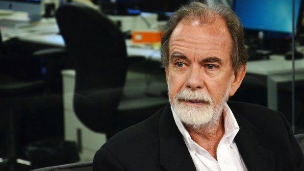 El presidente del Banco Nación, Javier González Fraga (Martín Rosenzveig)
