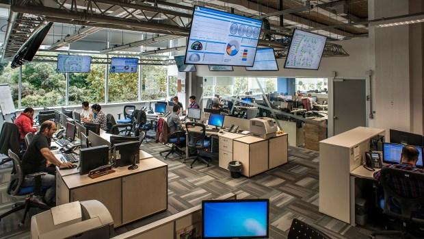 La ocupación en una oficina concentra la oferta y demanda en el circuito formal del mercado de trabajo