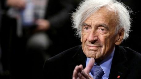 El escritor Elie Wiesel, sobreviviente del Holocausto y premio Nobel de la Paz, murió el 2 de julio en su casa en Nueva York. Tenía 87 años