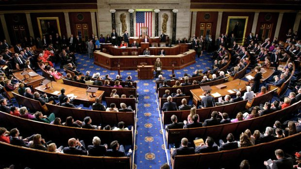 La Cámara de Representantes de EEUU