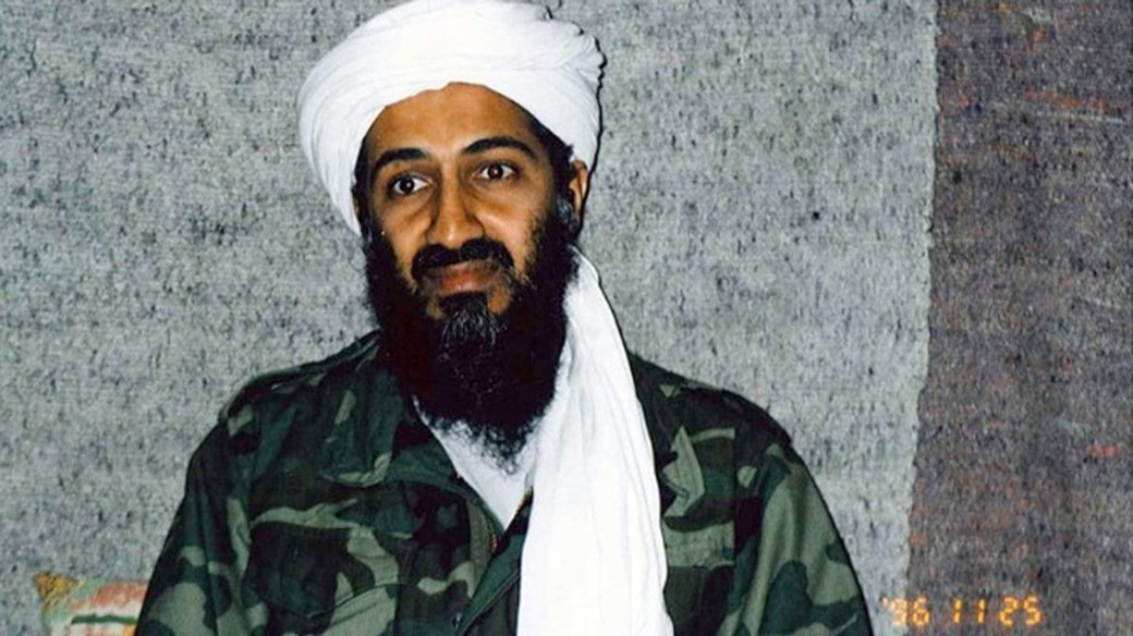 El jefe terrorista, antes del ataque contra las Torres Gemelas