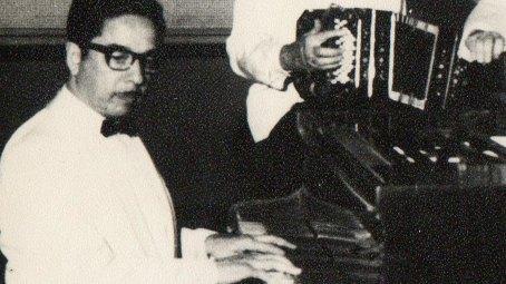 """Horacio Salgán, pianista, compositor y director de orquesta argentino, considerado uno de los máximos referentes del tango y uno de los iniciadores del llamado """"tango de vanguardia"""". Murió el 19 de agosto a los 100 años"""