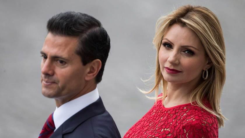 Angélica Rivera desmintió en redes sociales que hubiera comprado la casa de Los Ángeles(Foto: Archivo)