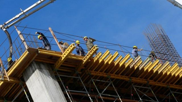 La venta de materiales para la construcción sumó cinco meses en baja. (Reuters)