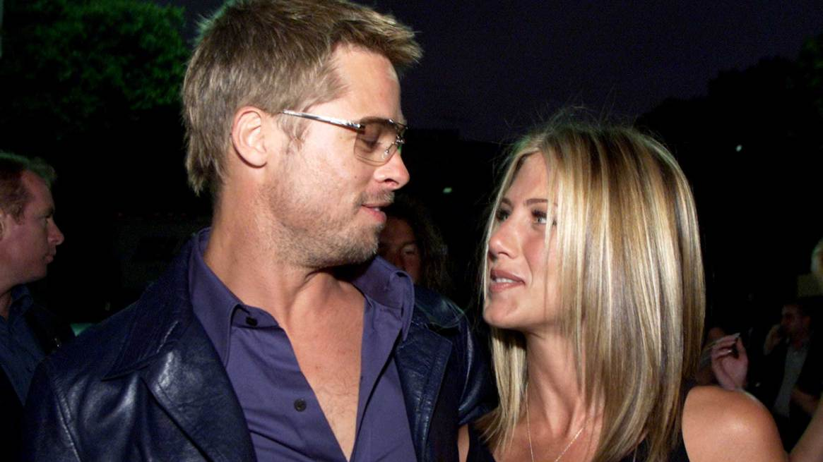 "Jennifer Aniston se siente agradecida con su primer matrimonio. ""Todavía me siento afortunada de haberlo vivido"""