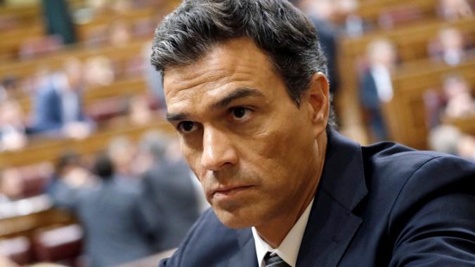 Pedro Sanchez, presidente del gobierno de España (Reuters)