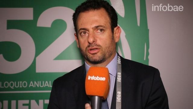 El vocal de la UIA, José Urtubey, expresó su preocupación por el impacto económico de la causa de los cuadernos de las coimas K.