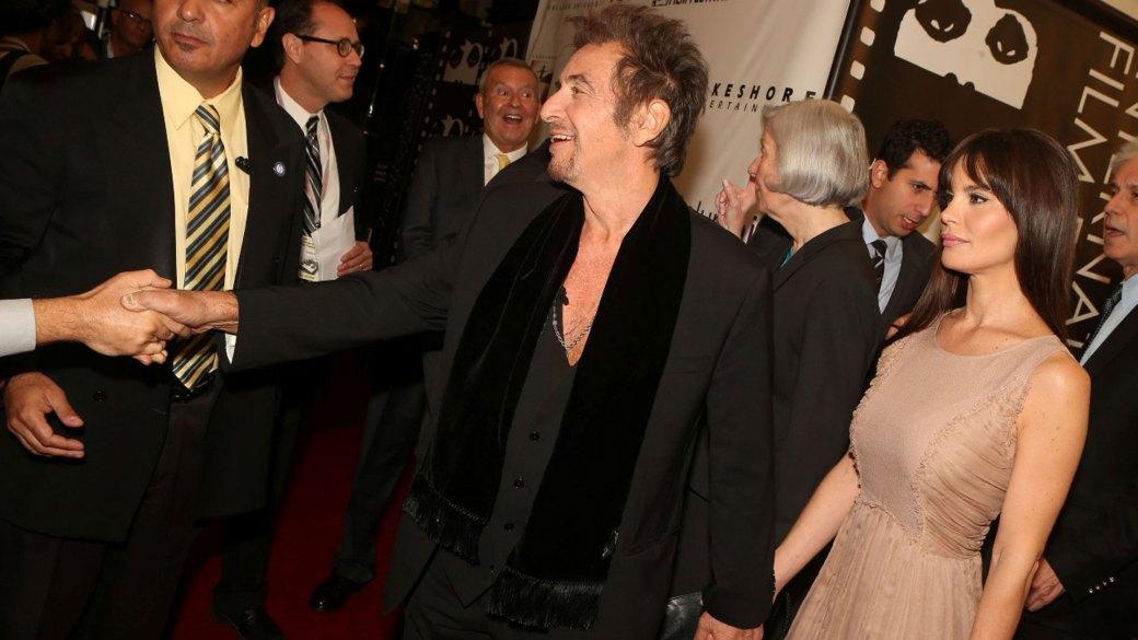Al Pacino y Lucila Polak estuvieron más de 10 años juntos