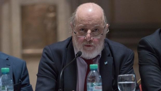 El juez Claudio Bonadio (Adrián Escandar)