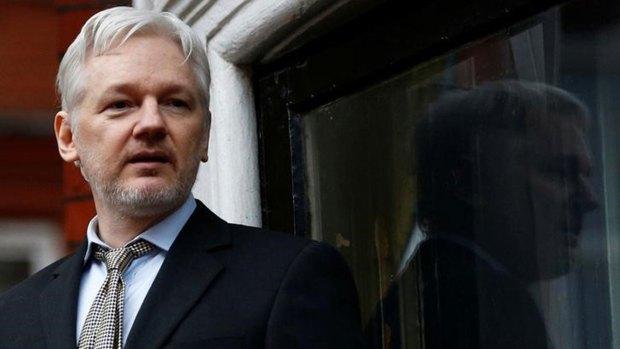 Julian Assange obtuvo la ciudadanía ecuatoriana (Reuters)