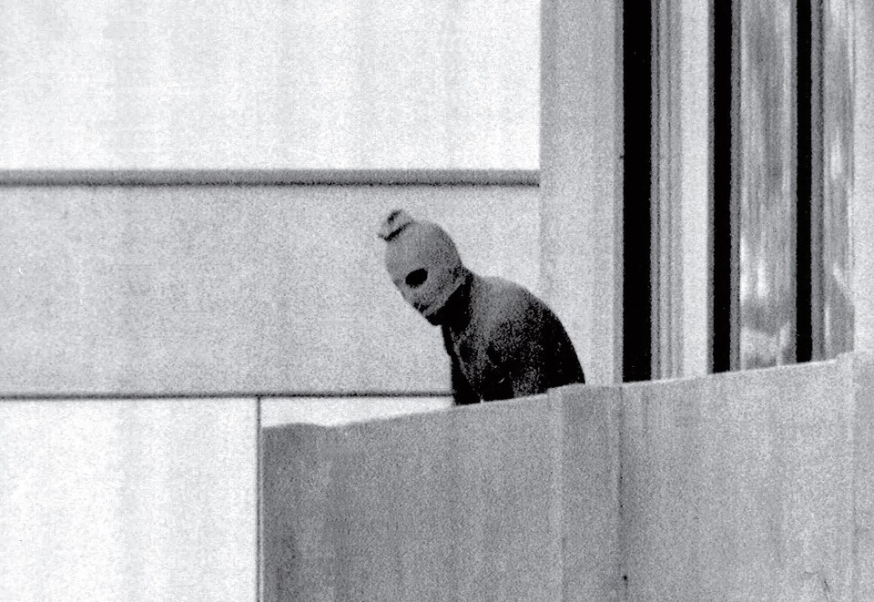 """Masacre de Múnich"" (Kurt Strumpf, Alemania, 1972)"